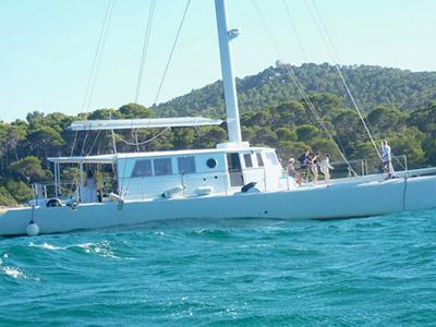 location bateau Eckoblue