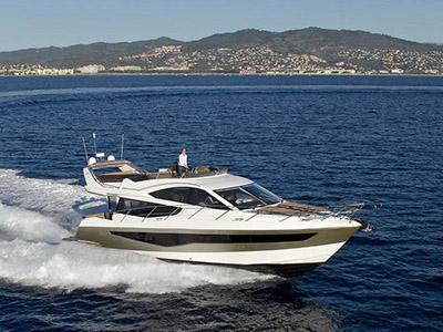 location bateau Galeon 550 Fly