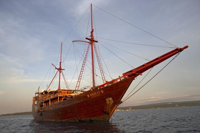 Location bateau  Damai