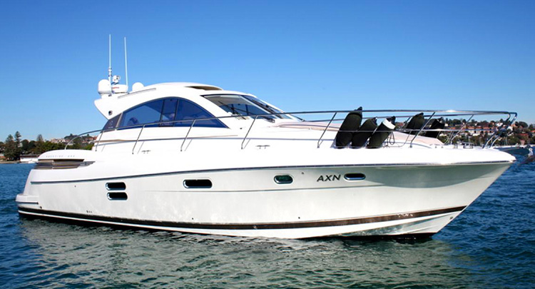 location bateau Prestige 50 S