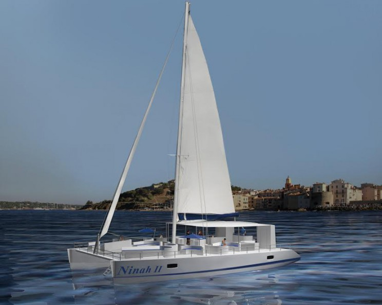 location bateau Ninah 2