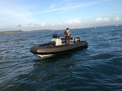 location bateau Patrol 550
