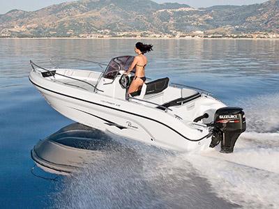 location bateau Ranieri 19 S