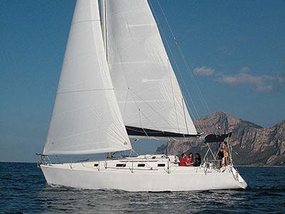 location bateau Isola 40