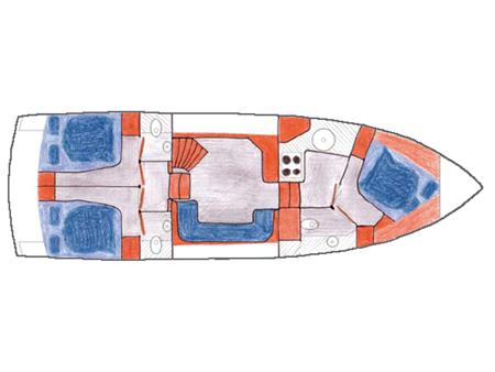interno Aqua Yacht 1200