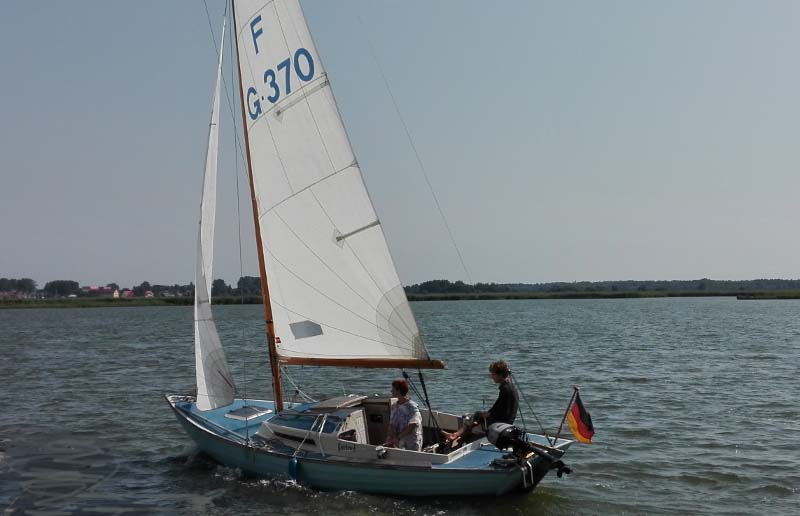 location bateau Nordic Folkboat