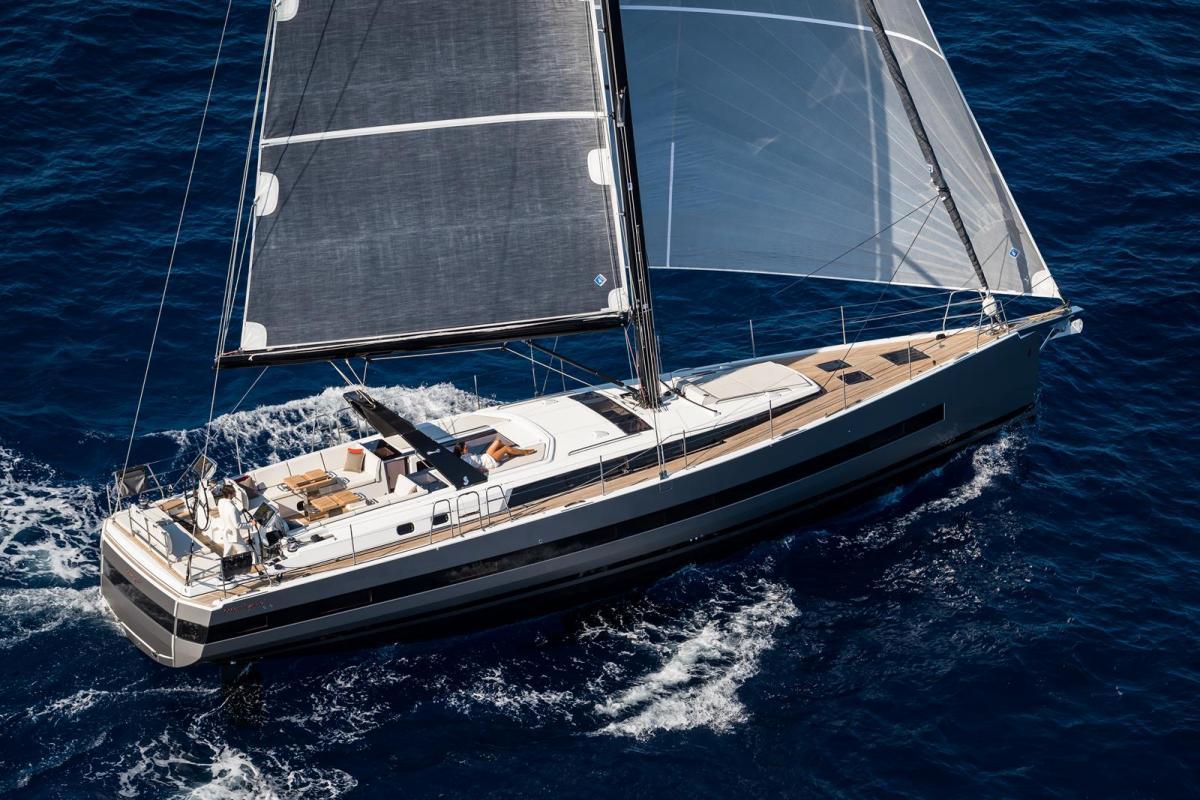 location bateau Oceanis 62