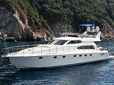 location bateau Dalla Pietà 56