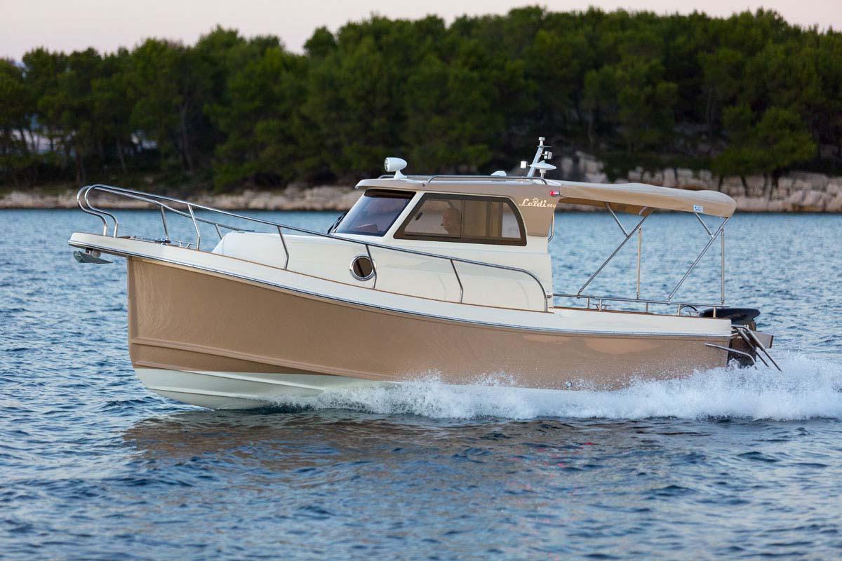 Location bateau  Leidi 660