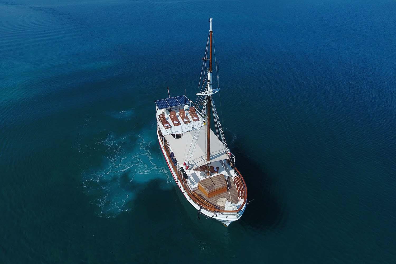Location bateau  Nevijana