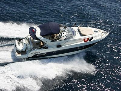 location bateau Cranchi Zaffiro 36