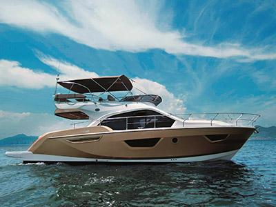 location bateau Sessa Fly 42