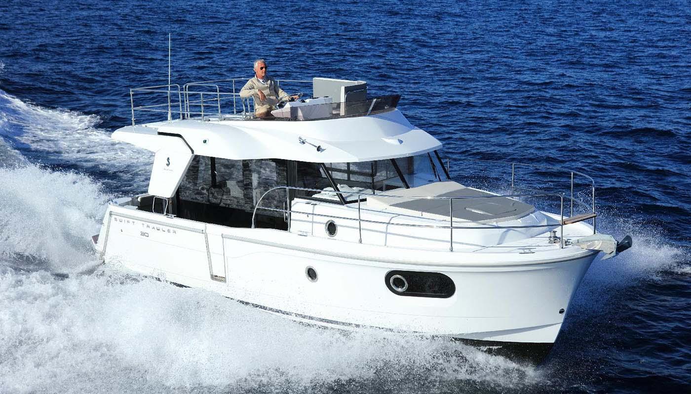 äußere Swift Trawler 30