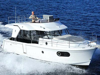 location bateau Swift Trawler 30