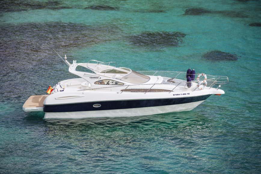 Location bateau  Gobbi 375 SC