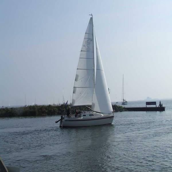 Location bateau  Sailart 24