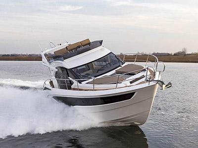 location bateau Galeon 360 Fly