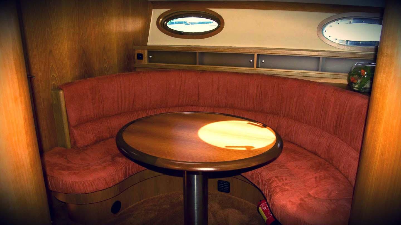 intérieur Catcruiser 45