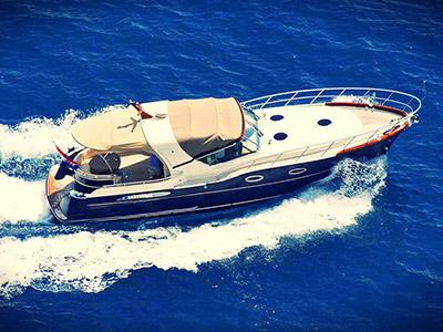 location bateau Catcruiser 45