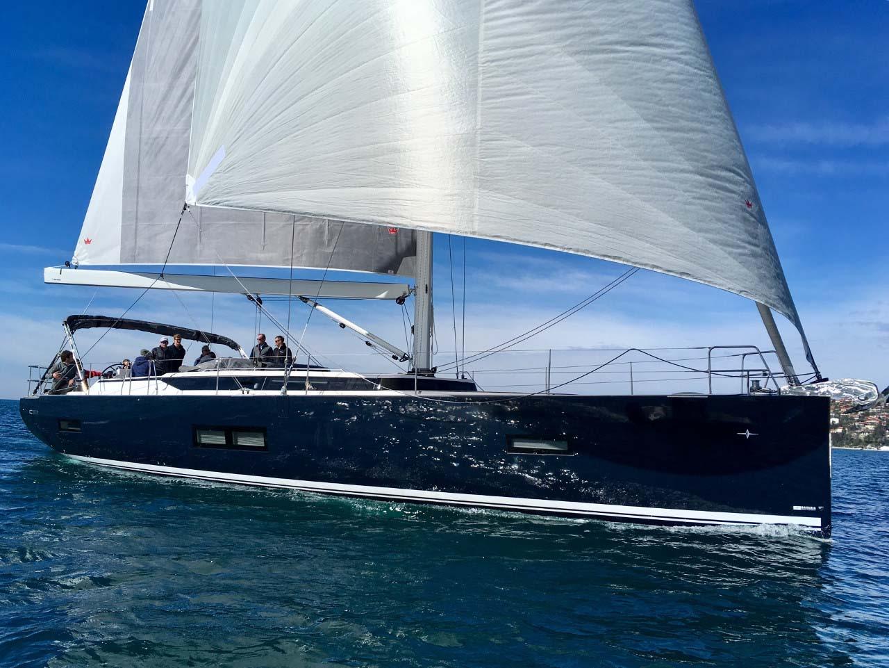 location bateau Bavaria C57