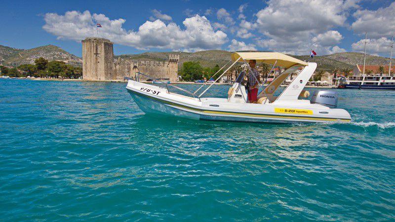 location bateau Aquamax B20F