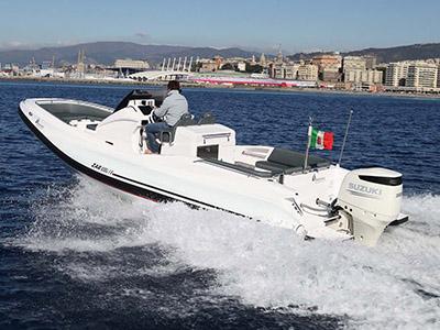 location bateau Zar 85 SL
