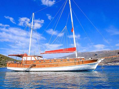 location bateau Naos