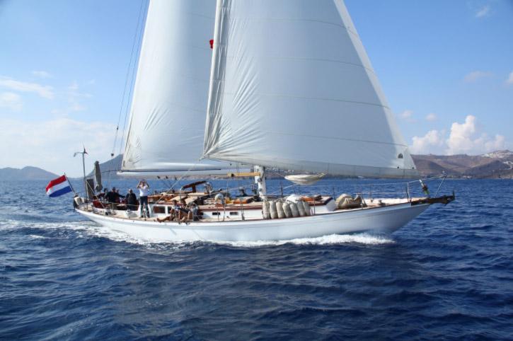 location bateau Alondra