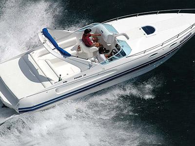 location bateau Power 29