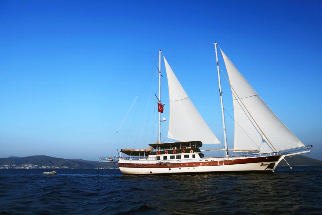 location bateau Oguz Bey