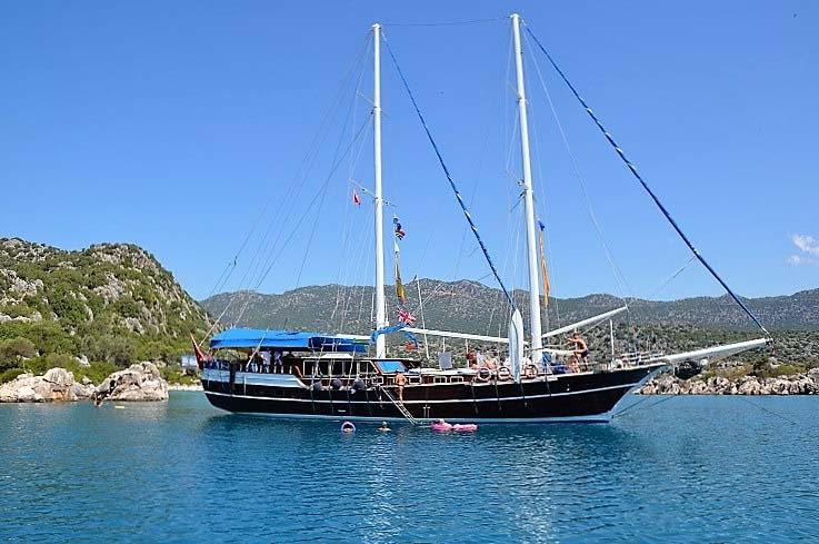 location bateau Vgo