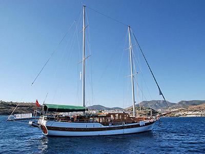 location bateau M/S Hera