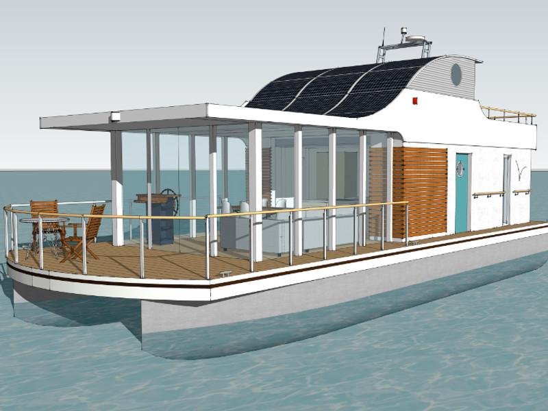 extérieur House Yacht Devin 1.5