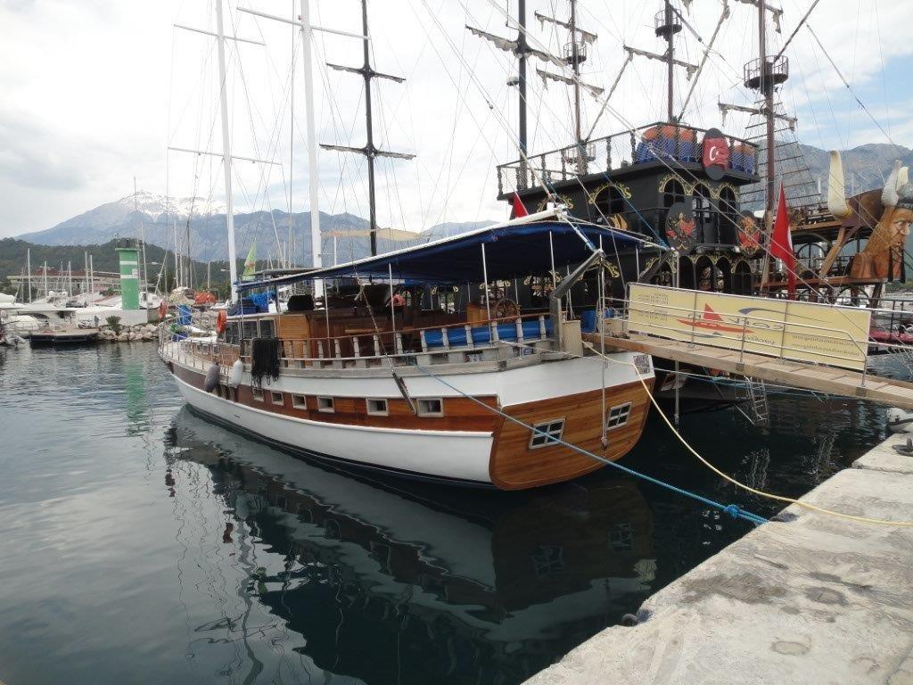 location bateau Sumru Sultan