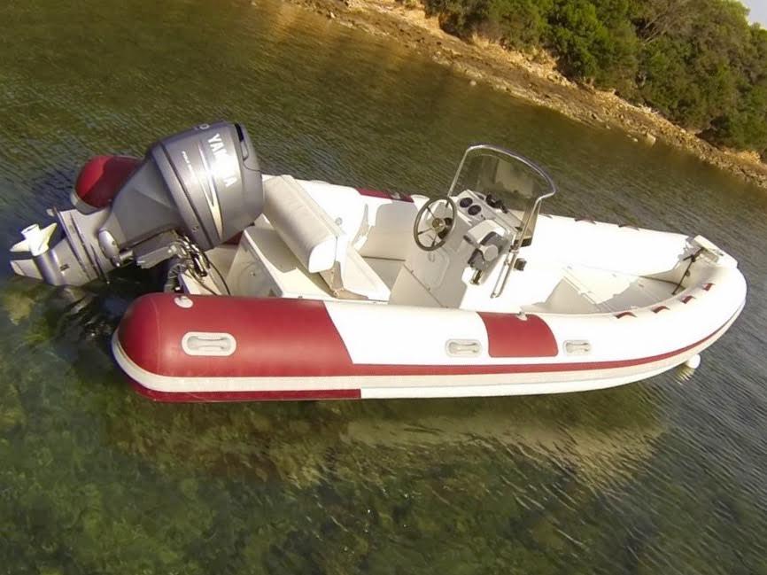 location bateau Mar Sea SP 100