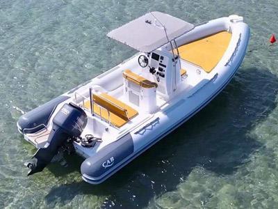 location bateau Cab Dorado 770