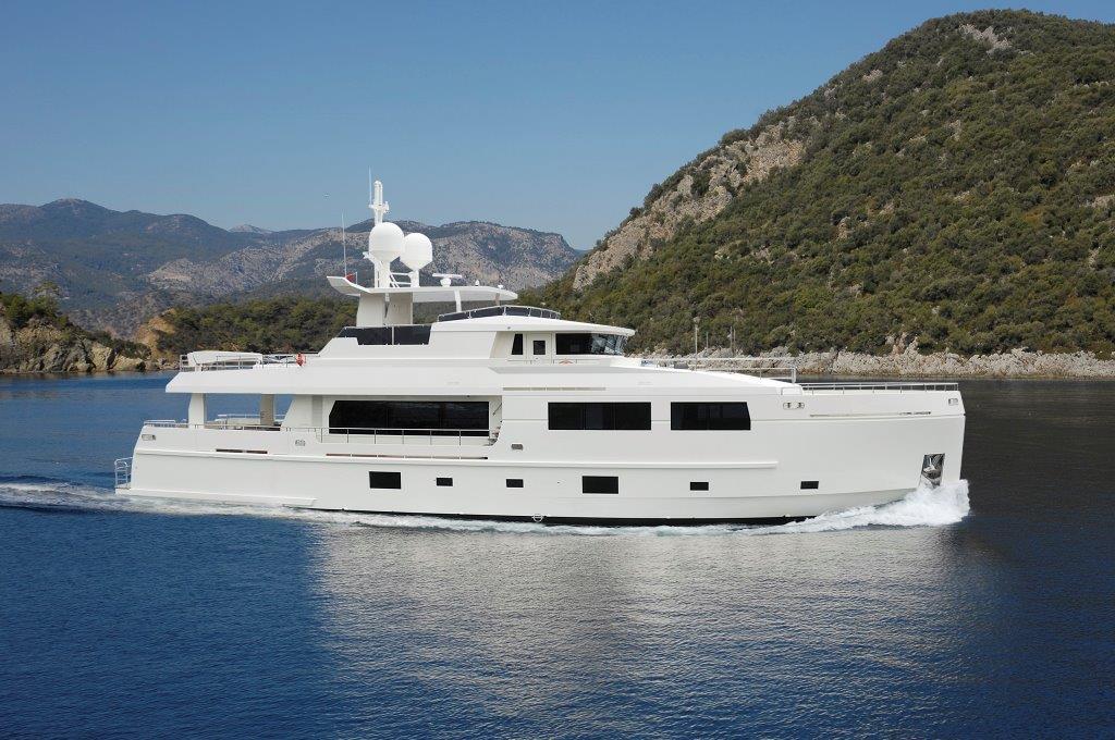 location bateau Serenitas II