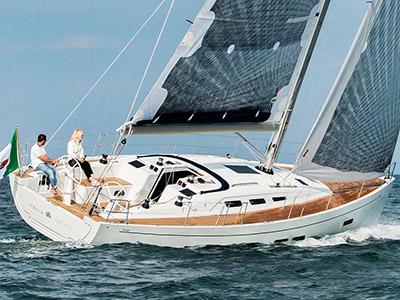 location bateau Italia Yachts 13.98