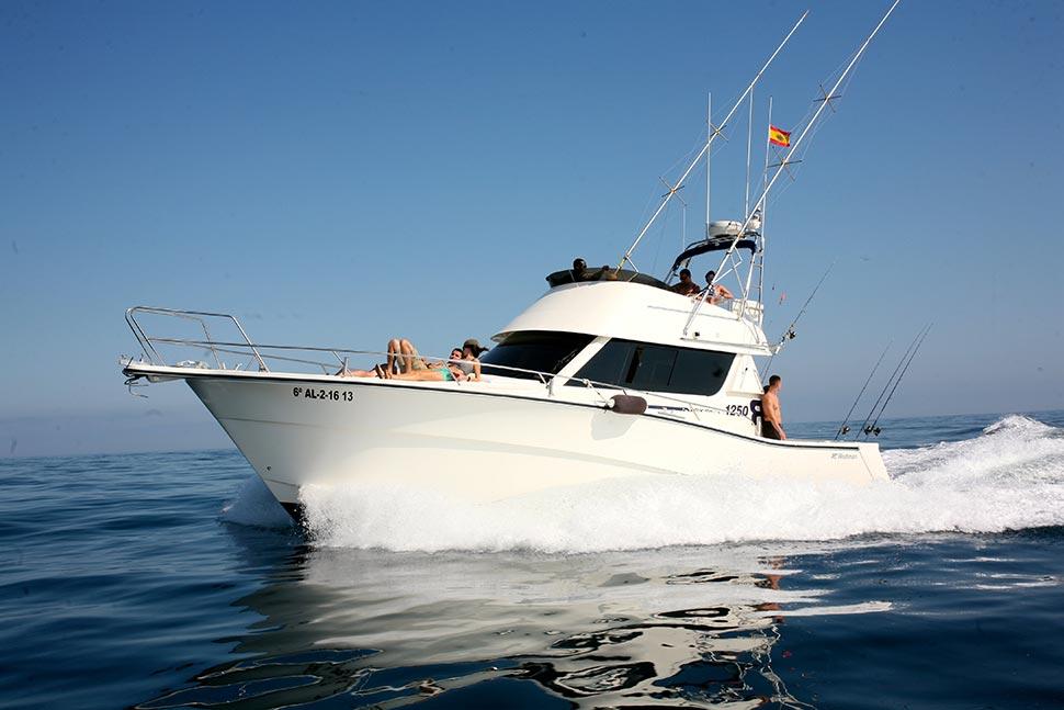 Location bateau  Rodman 12.50 Sport