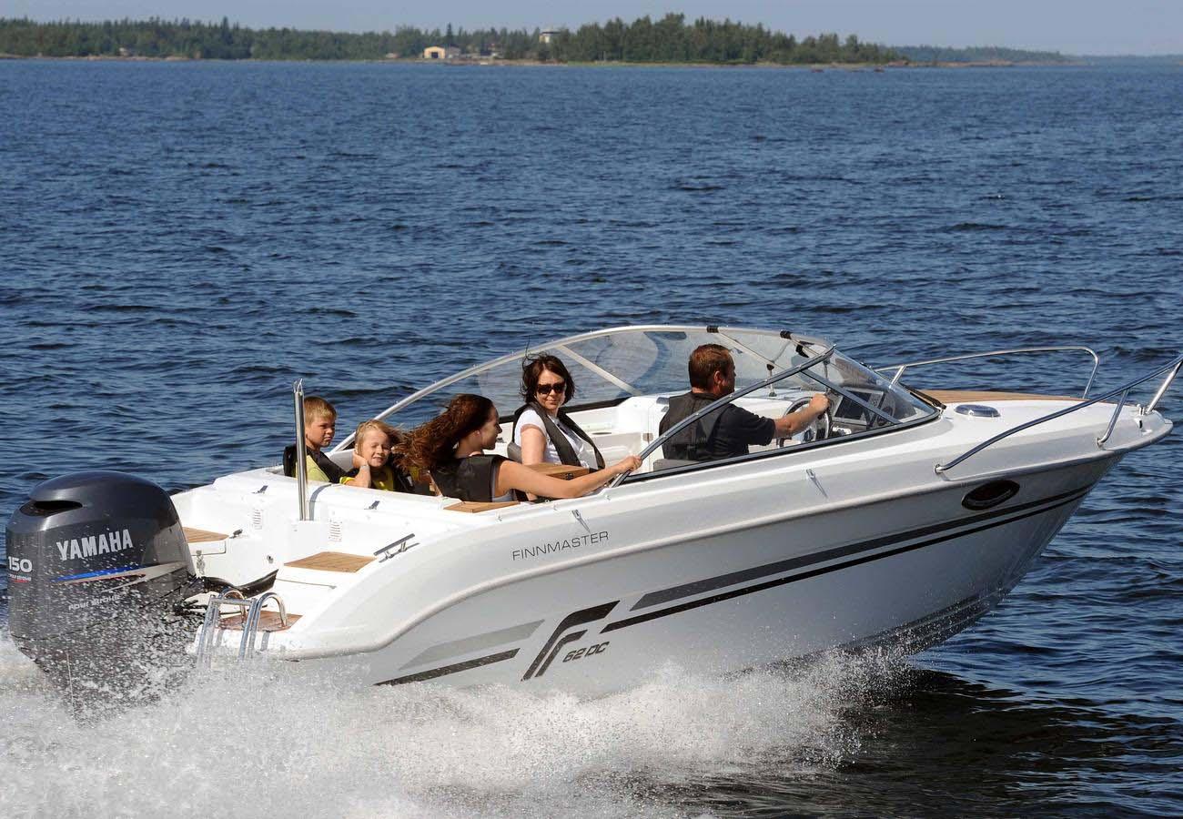 location bateau Finnmaster 62DC