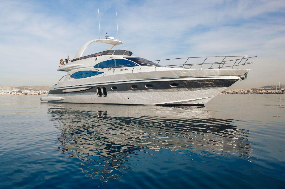 location bateau PR Marine 62