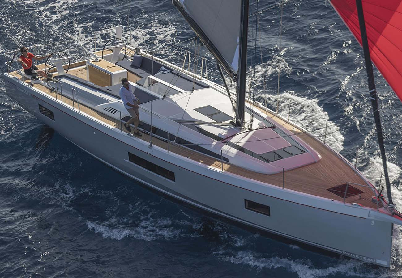 location bateau Oceanis 51.1