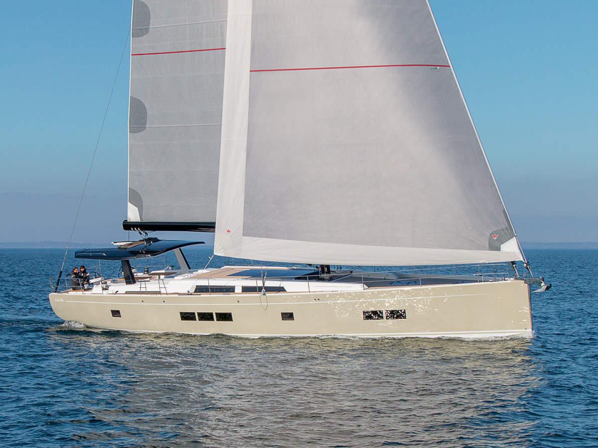 location bateau Hanse 675