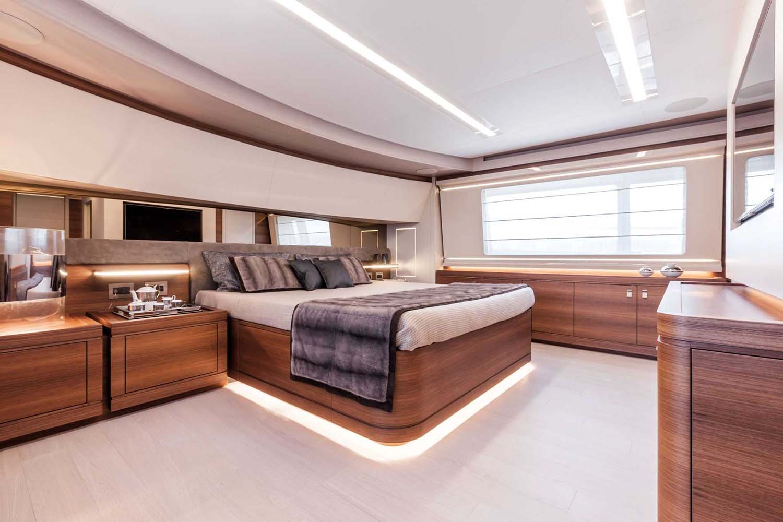 intérieur Custom Line Navetta 28