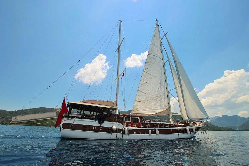 location bateau Gumus 1