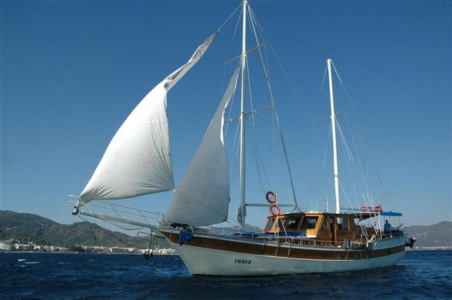location bateau Tumer 1