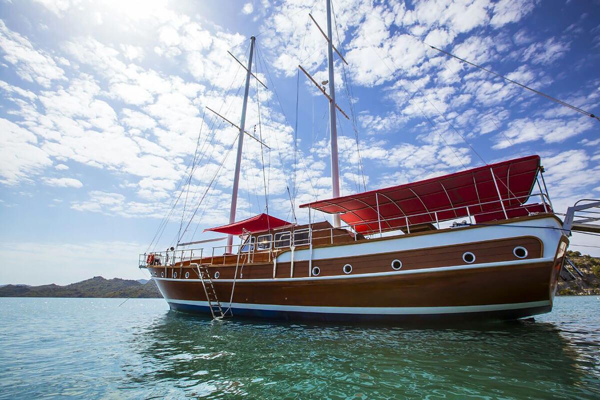 location bateau Victoria