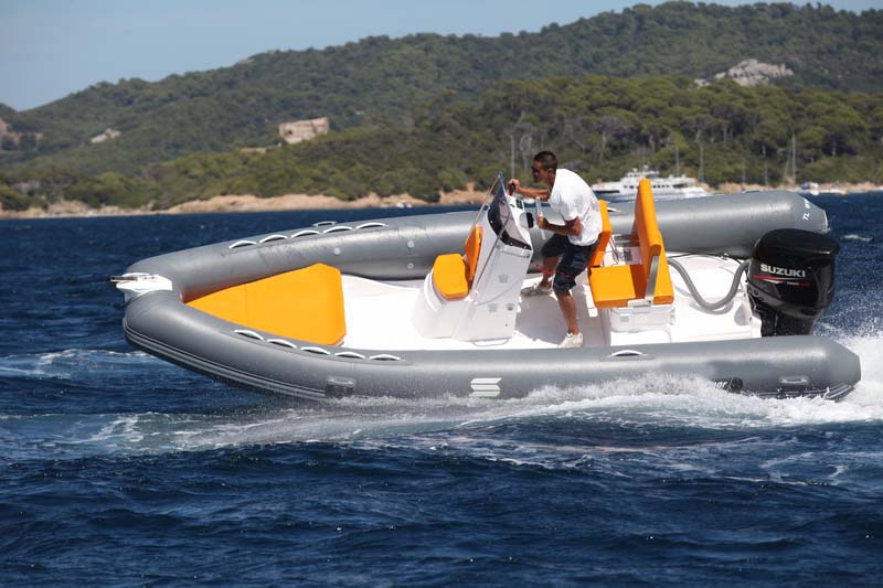Location bateau  Solemar 500 S