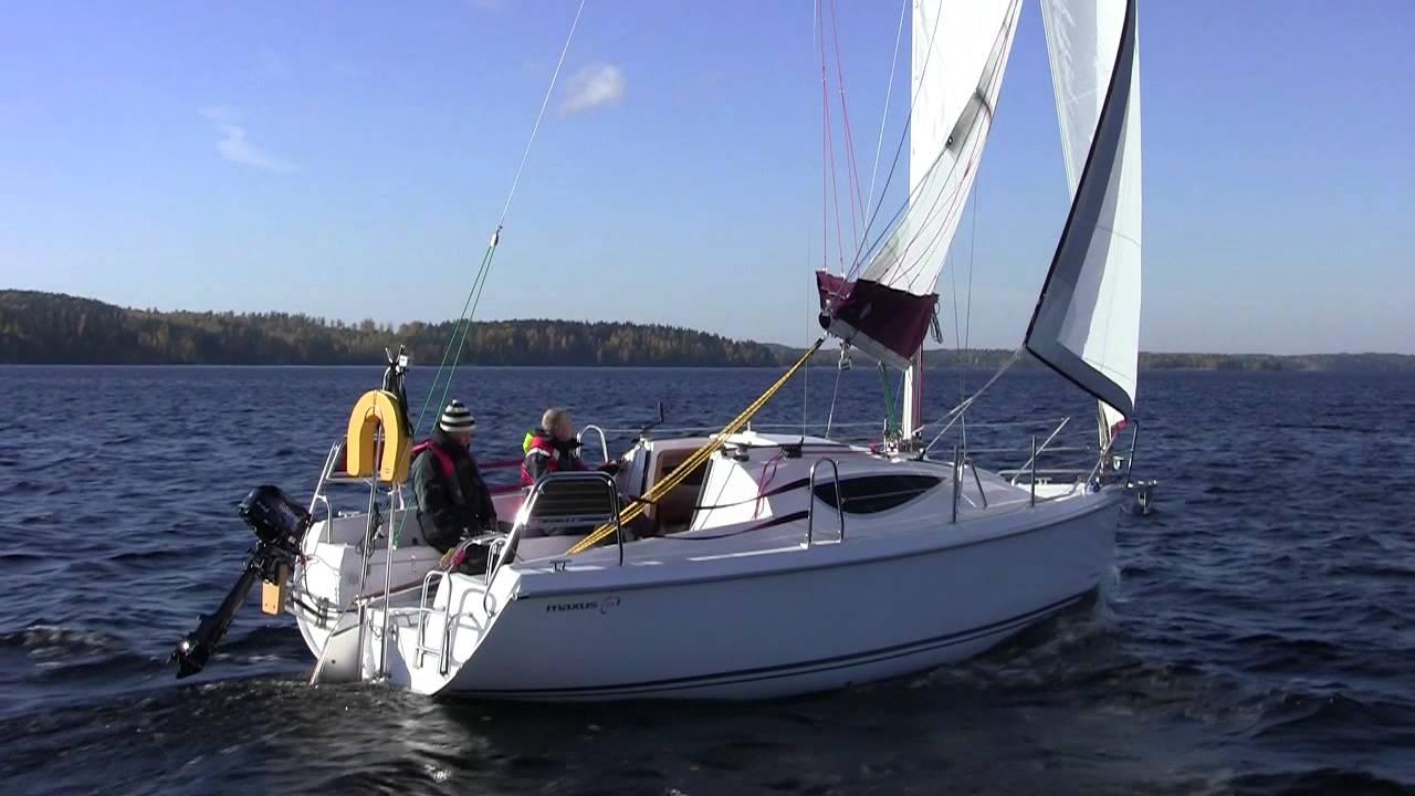 location bateau Maxus 24