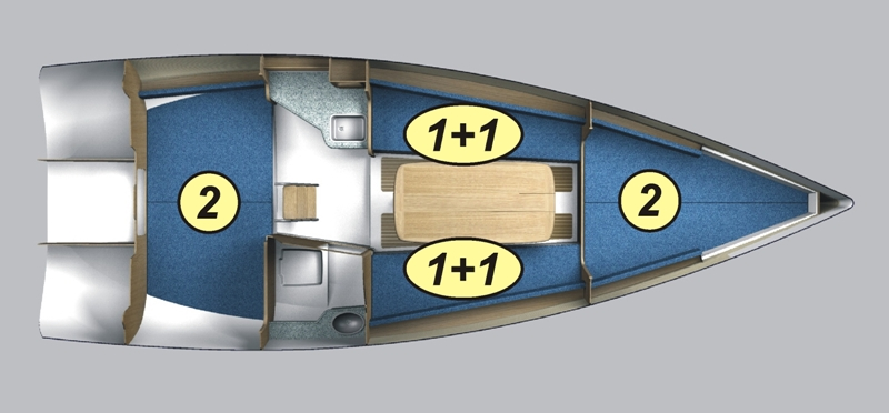 intérieur Maxus 24